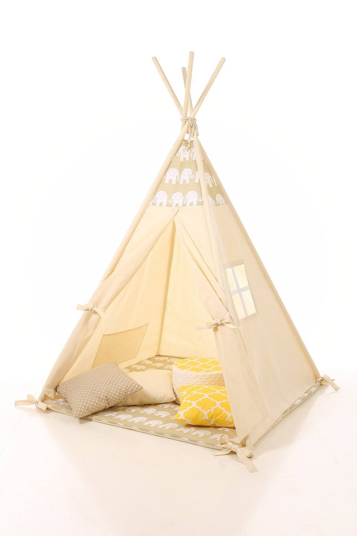 Tipi enfants jouer wigwam tente tipi pour enfants tipi