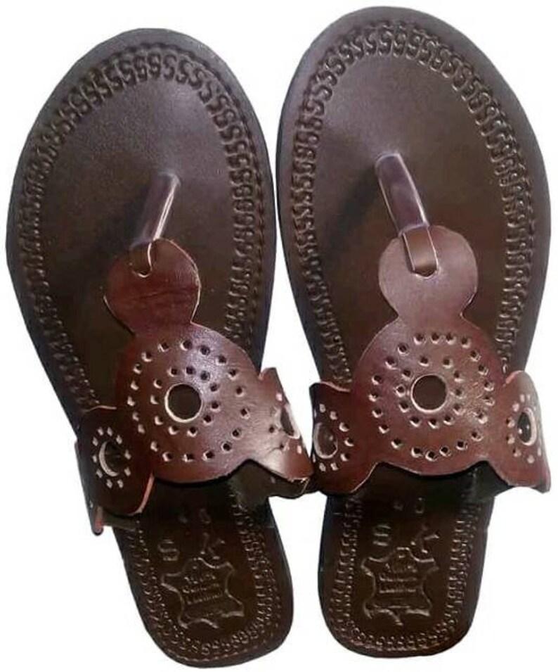 026e91916ed9c ON SALE!!!African sandals for men - Men sandals - Mens leather sandals -  Flat sandals for men- Kenyan sandals for men