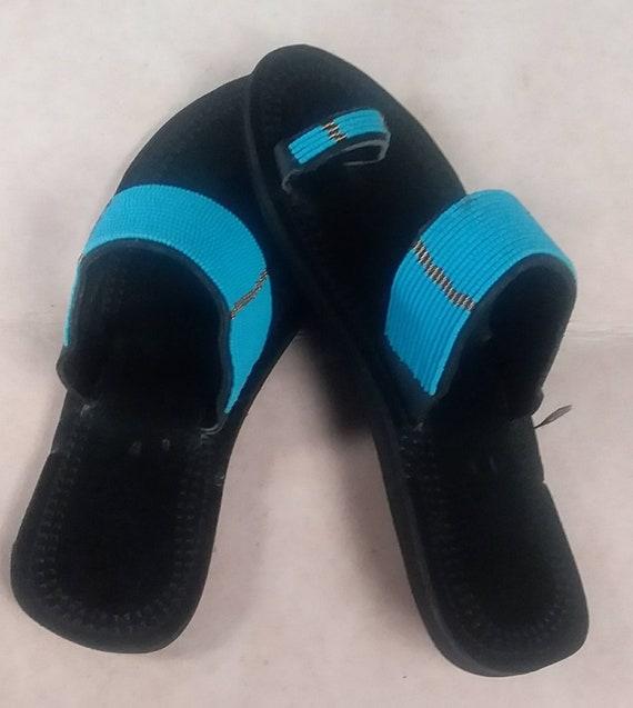 Flat sandals Leather Sandals Kenyan sandals Women sandals women/'s gift Handmade sandals women/'s fashion Maasai beaded sandals