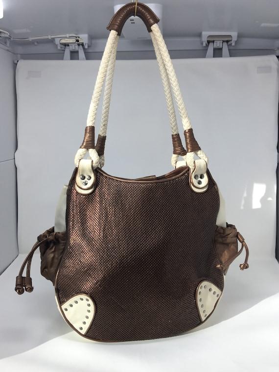 Whiting and Davis Hobo Handbag