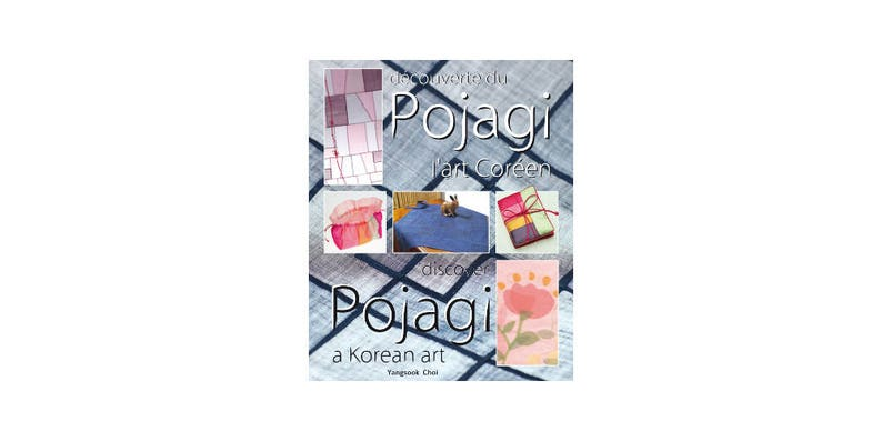 PROMO  Book Discovering Pojagi Korean Art by image 0