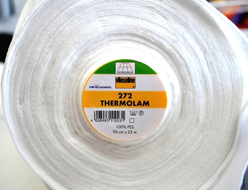 Vlieseline 272 Thermolam sewing machine  Insulating molleton image 0
