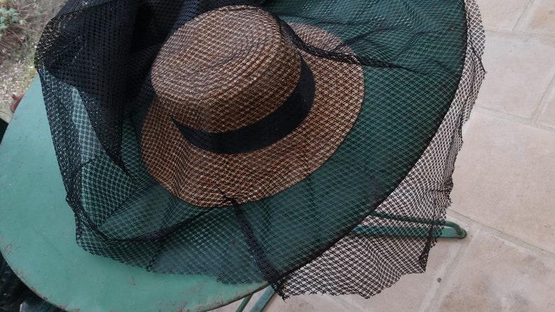 antique French Gothic Black Lace lace vintage lace black lace shawl vintage fabric Large black antique lace Veil