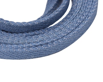 1 m cord in Denim Blue 5mm - creating jewelry-