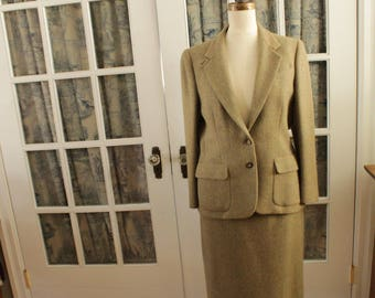 1990's D&B Tailored Women's Suit