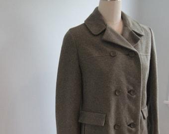 1940's Olive Drab Coat