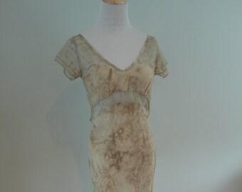 Edwardian Inspired Summer Dress