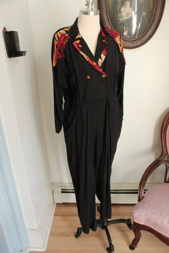 1980's Pantel Women's Jumpsuit