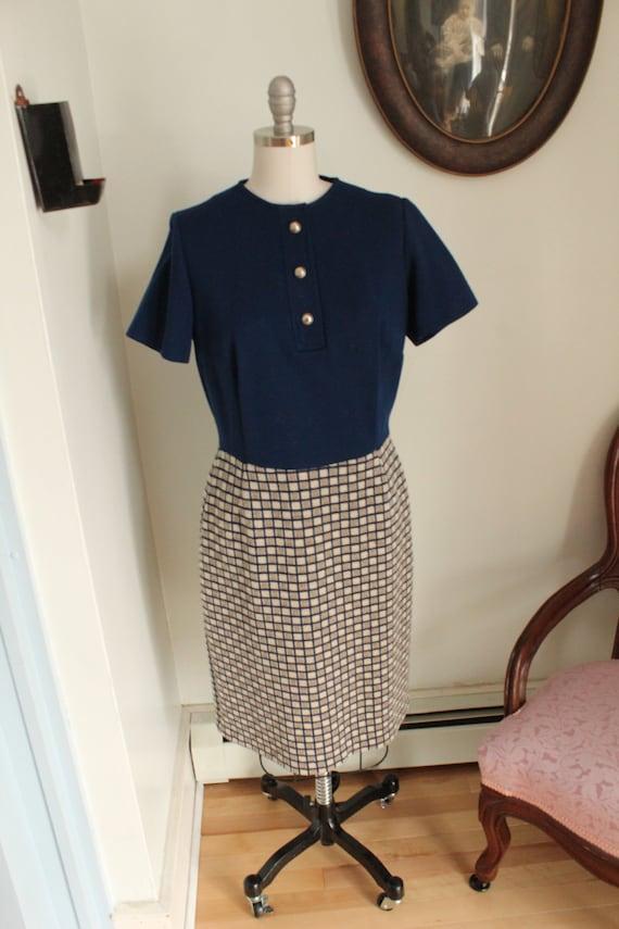 1960's Work Dress