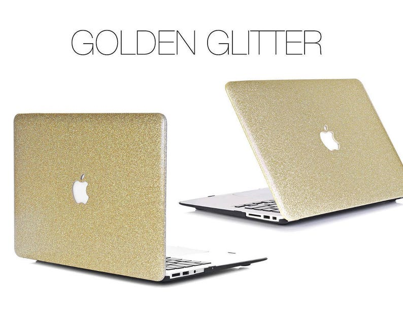 Rose Glitter Macbook 16 Case Macbook Air 13 New Cover Mac Pro 13 Case Macbook Pro 15 Hard Case Macbook 12 Case Mac Air 11  AMM6034