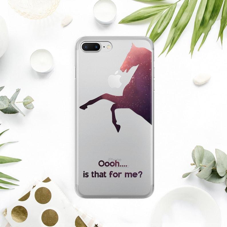 iphone xs case horse