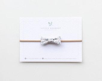 Mini bow - Warm heart