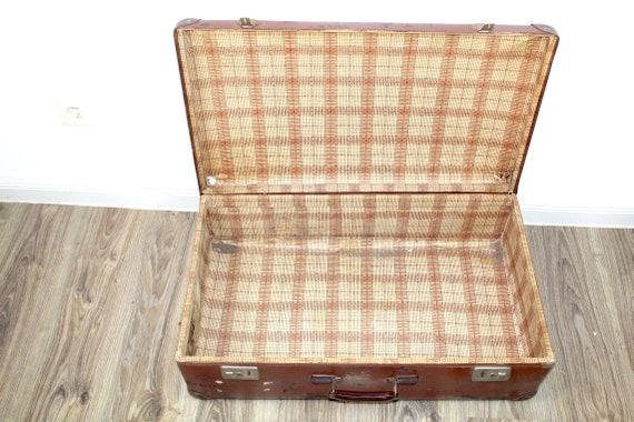 Vintage Koffer mit tollen Details