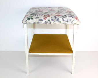 Stool with integrated conductor   Vintage