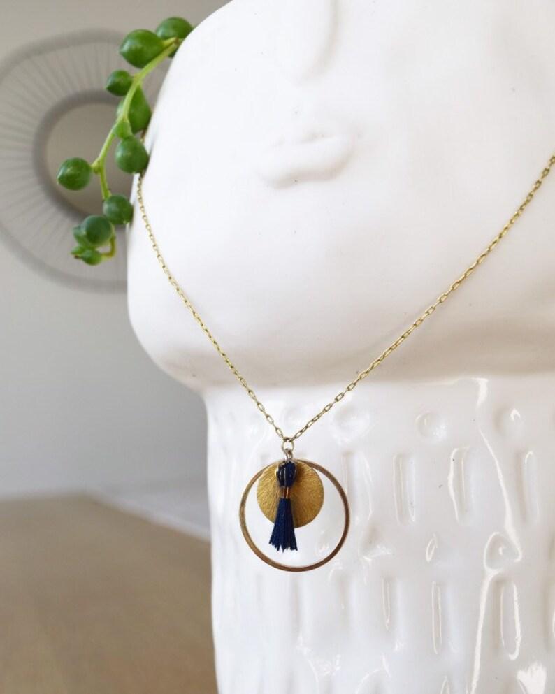 \u2022LUNA\u2022 Locket necklace