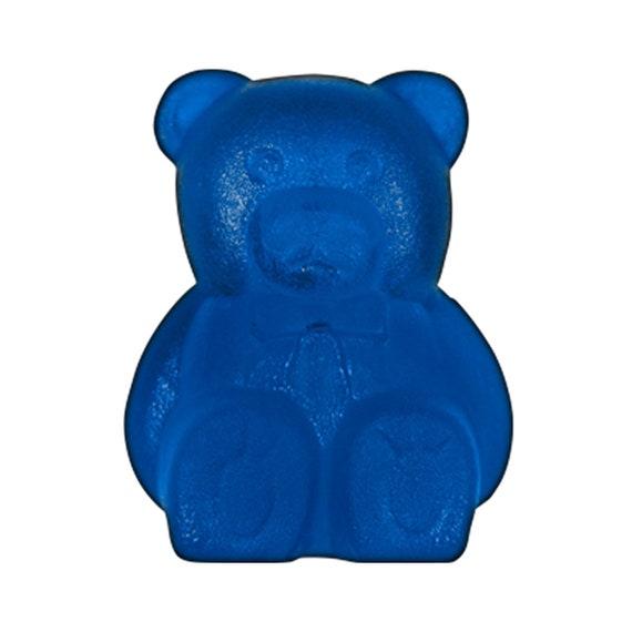 8 per pack, multiple colours Addi Teddy Bear Needle Huggers