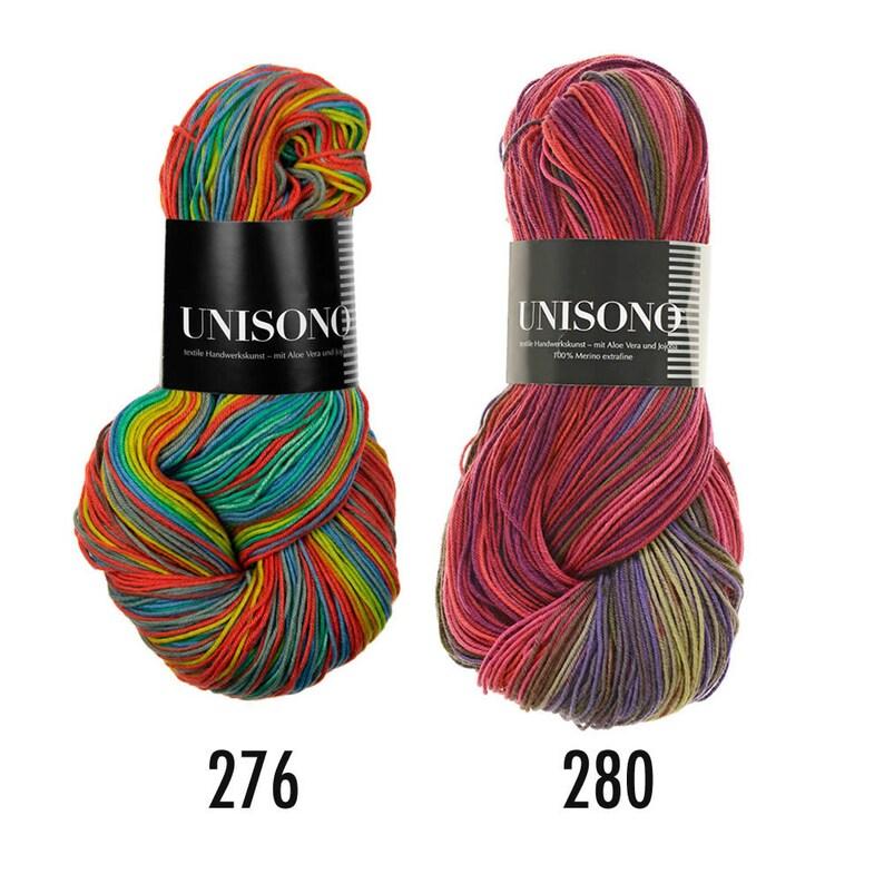 Atelier Zitron  Unisono Color  Merino Extrafine  Yoyoba & image 0