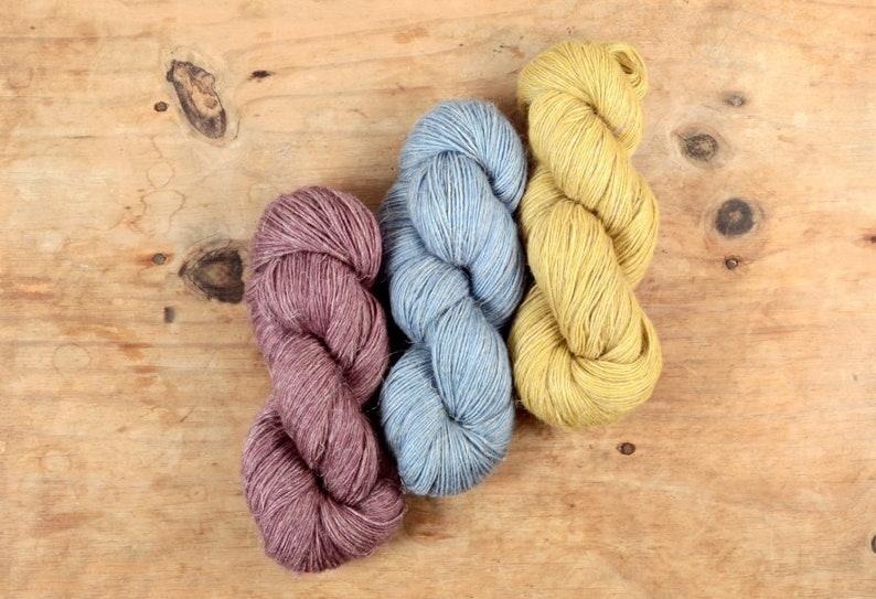Milo  Manos del Uruguay  Wool & Linen  Fairtrade  3.53 image 0