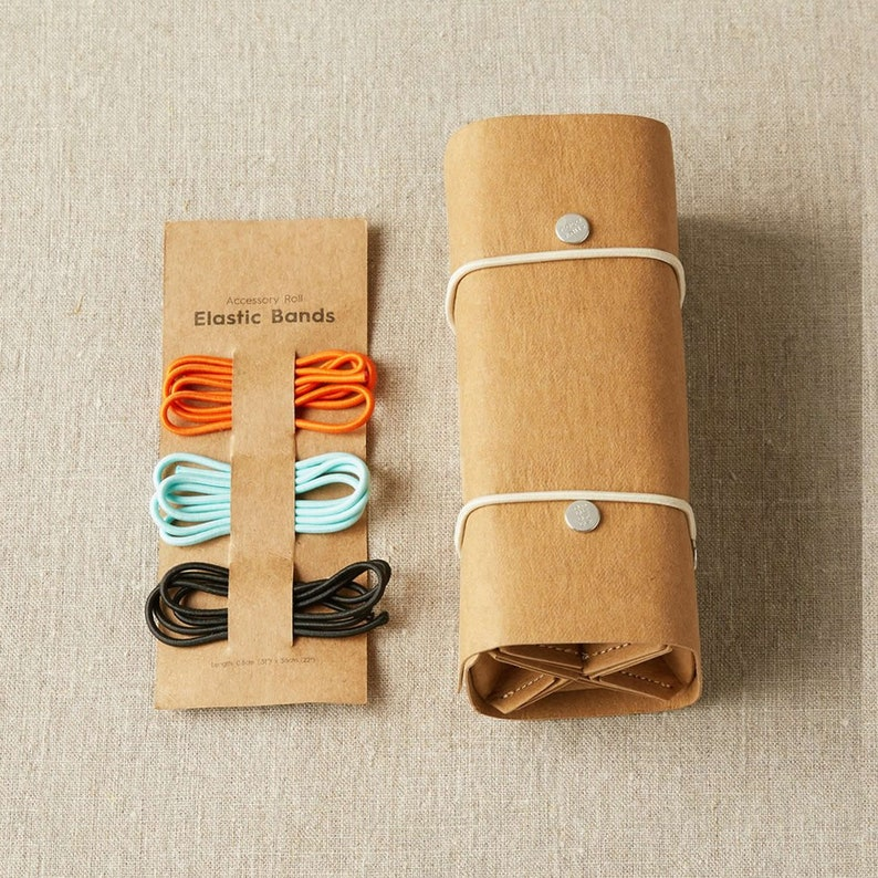 Accessory Roll  Cocoknits   Washable paper  Storage & image 0