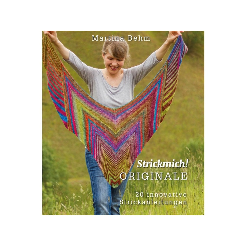 Book: Martina Behm  Strickmich Knitting Inventions Shawls image 0