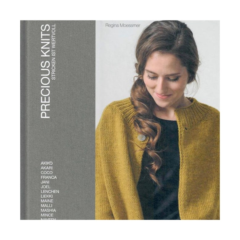 Precious Knits Knitting is Valuable  by Regina Moessmer  16 image 0