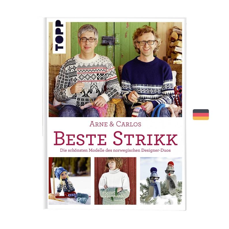 Book: Beste Strikk The most beautiful models of the Norwegian image 0