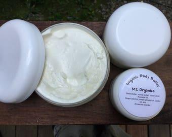 100% organic Body Butter