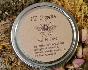 Organic Heal All Salve