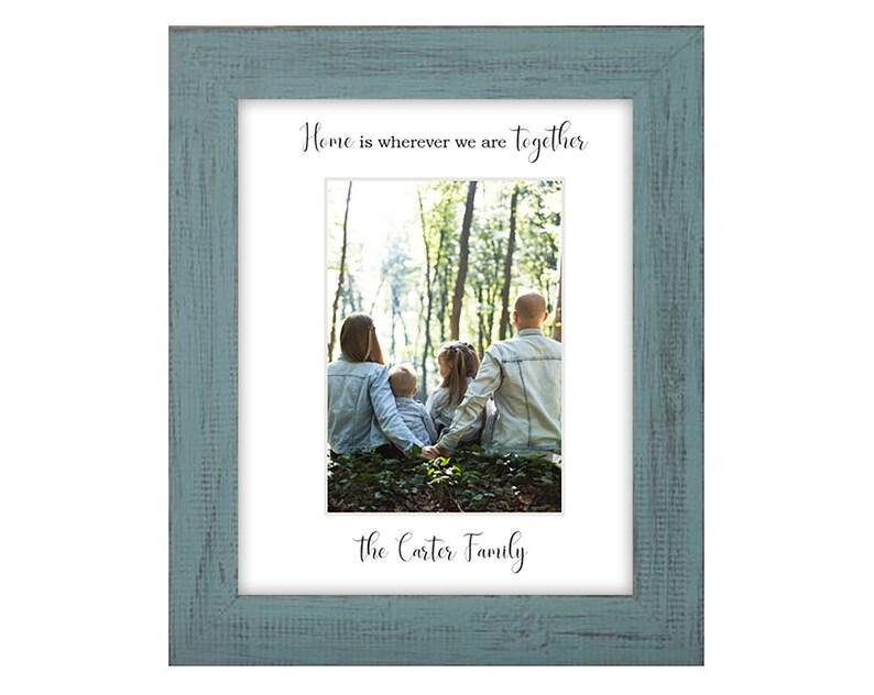 8x10 Custom Family Frame image 0