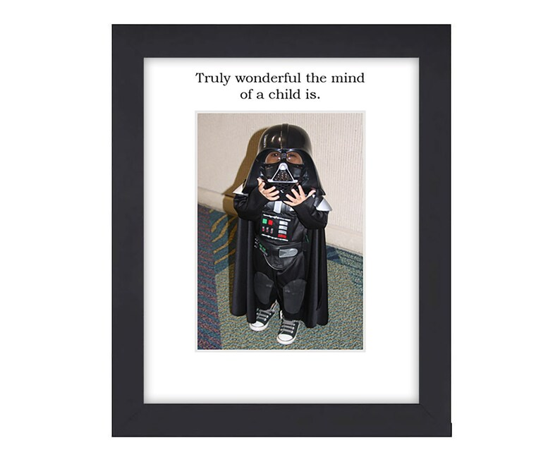 8x10 Personalized Picture Mat Frame  Any quotes image 0