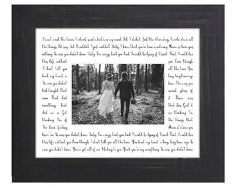 In Case You Didn't Know Picture Frame