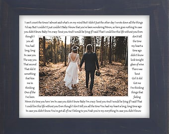 8x10 Picture Frame - In Case You Didn't Know