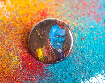 Yondu Button