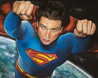 Smallville Print