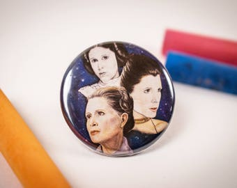 Leia Button