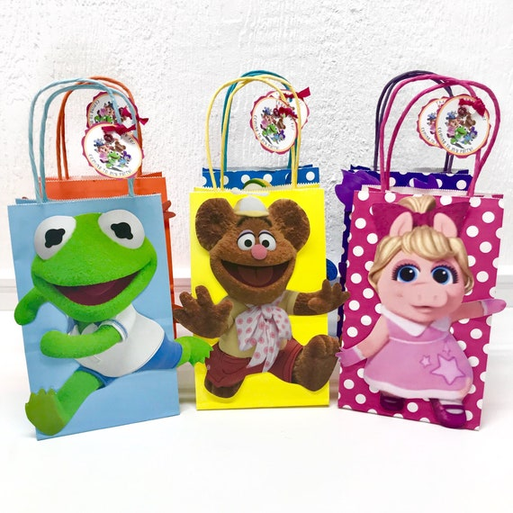 Top 50 Muppets Loc 80: Muppet Babies Party Bags
