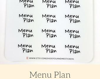 Script Stickers | To do Stickers | Planner Stickers | Bullet Journal | Stickers | Reminder Stickers | Erin Condren | Happy Planner | HS99