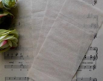 Glassine #10 Envelopes - Set Of 10