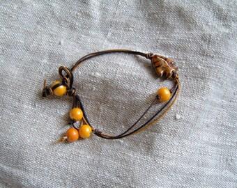 Butterfly Fish Bracelet