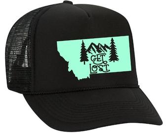 Montana Trucker Hat Cap 01039cf17d81