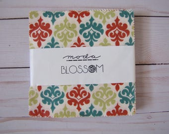 Blossom Charm Pack by Urban Chiks for Moda