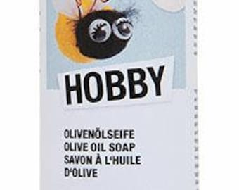 125ml bottle, olive oil SOAP