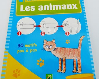 Book learn to draw in not the animals section 30 polka not drawing child tutorial
