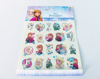 tattoo temporary tattoos Frozen Disney 20 temporary tattoo Temporary snow Queen
