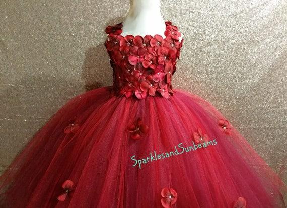 Aqua,white,ivory,burgundy,blue,royal,yellow many colors available Hydrangea dressLavender Flower girl dress