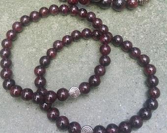 Garnet - regenerate and renew