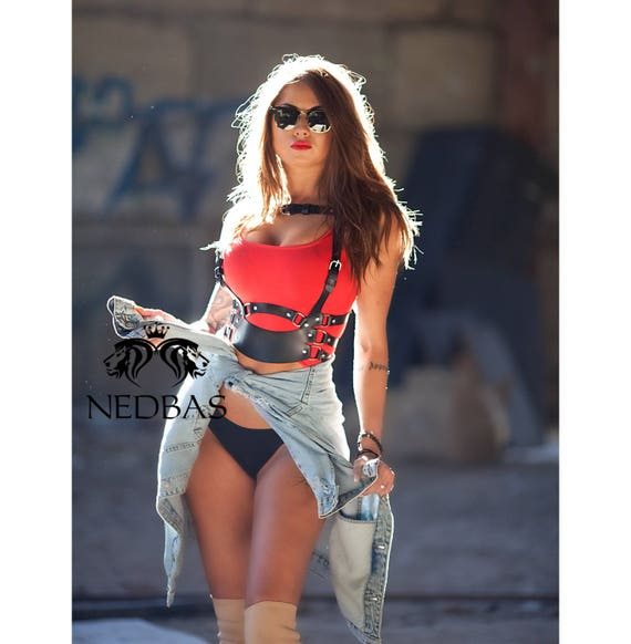 harness Harness Underbust belt Underbust Korsett corset Underbust harness Bdsm harness Lether Woman Body Underbust harness clothing E0qwpxTUzW