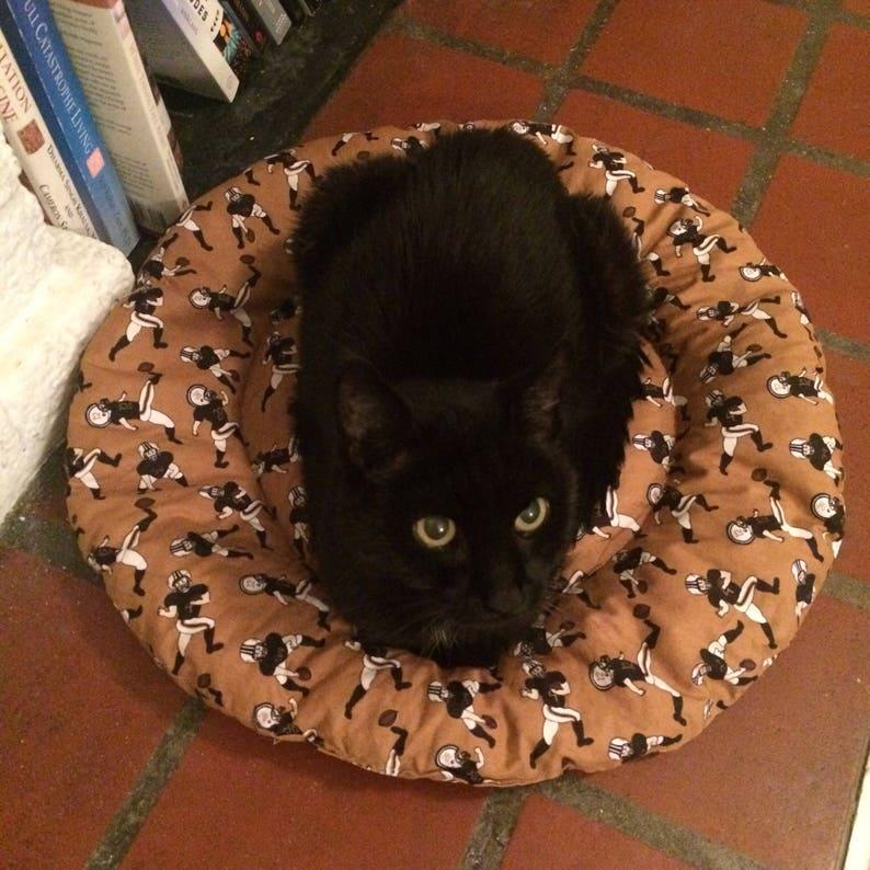 Saints Cat Bed