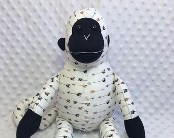 Mitch the Monkey - Ready To Send