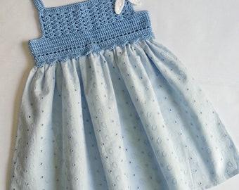 Vestito neonata  4c76cf59091